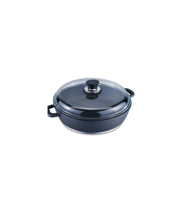 FINE-CAST LOW CASSEROLE 4,0 Lt