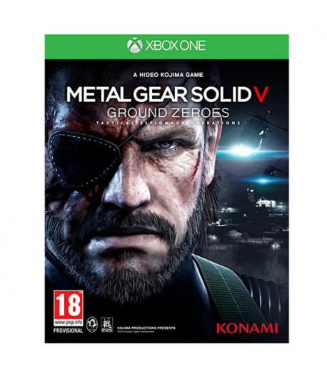 Metal Gear Solid V XBOX ONE