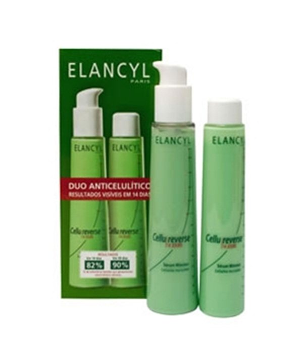 ELANCYL Cellu Reverse Duo 2*100ml.