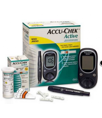 ACCU-CHEK KIT