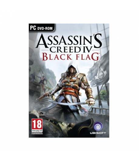 Assassin's Creed 4 Pc-Clé