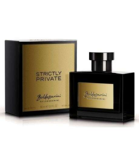 BALDESSARINI STRICTLY PRIVATE Pour Homme