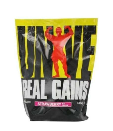 Universal Nutrition Real Gains 3,1 KG