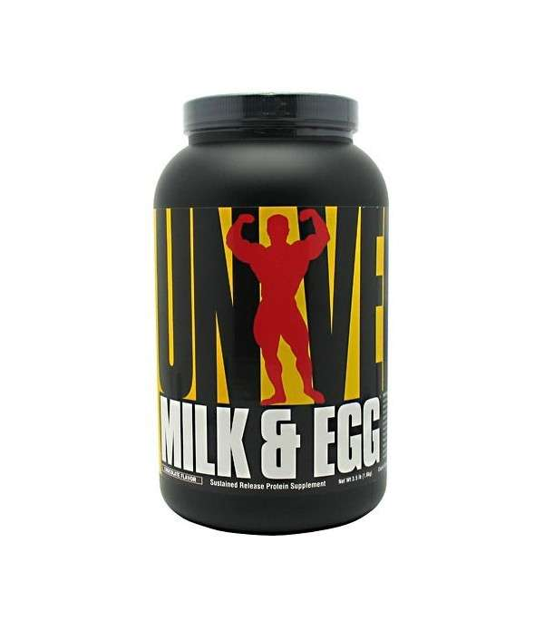 Universal Nutrition Milk & EGG 1,5 LB 675 grams