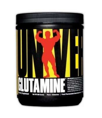 Universal Nutrition GLUTAMINE 120 GRAMS