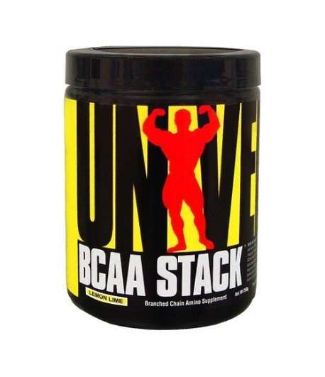 Universal Nutrition BCAA STACK 600 GRAMS