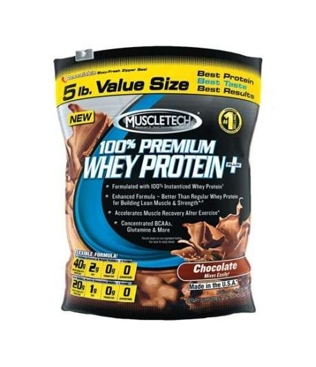 Muscletech whey Protein 5LB