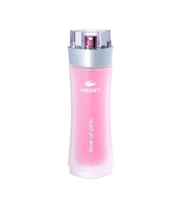 LACOSTE Love Of Pink Eau de Toilette Pour Femme