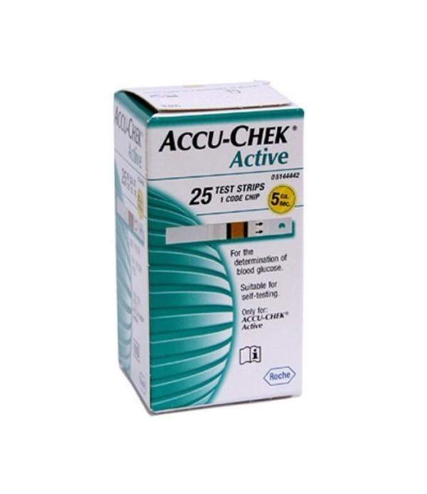 ACCU-CHEK ACTIVE 25T