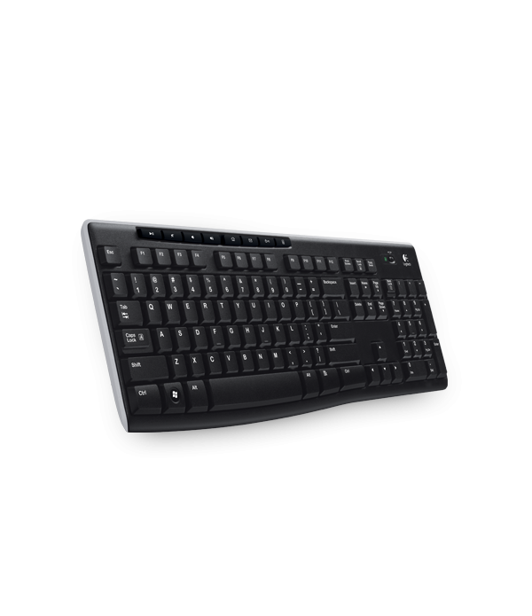 Logitech Wireless Keyboard K270, French