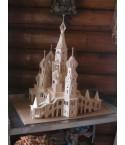 PETERSBURG CHURCH-PUZZLE 3D EN BOIS