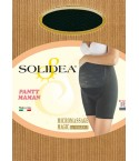 SOLIDEA PANTY MAMAN NOIR