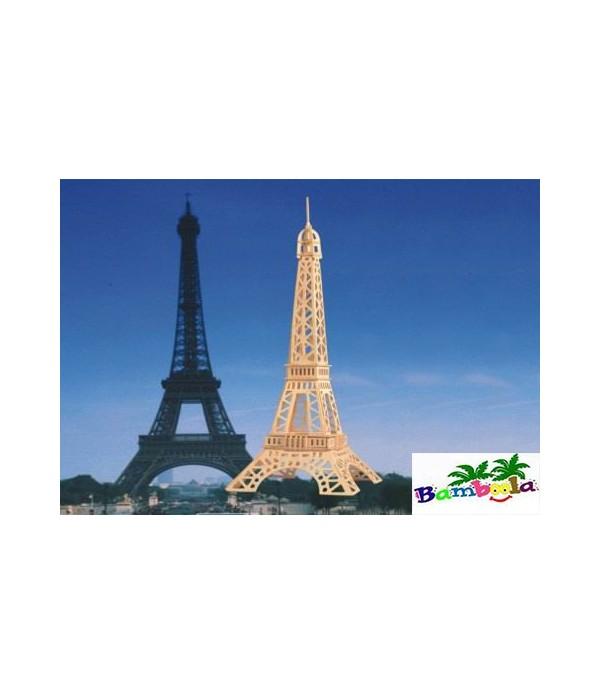 TOUR EIFFEL - PUZZLE 3D EN BOIS