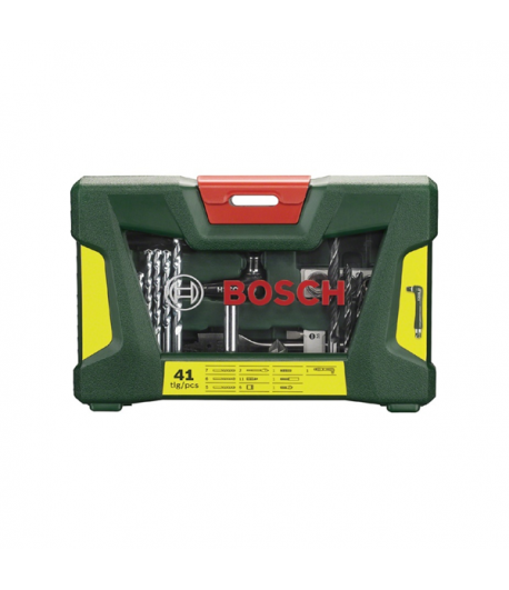 BOSCH COFFRET 41 PIECES V LINE