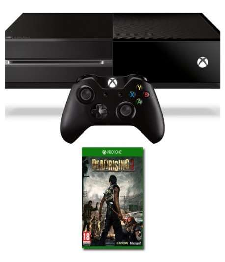 XBOX ONE + DEADRISING 3