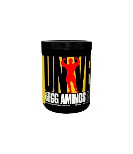 100% EGG AMINOS 250 tabs