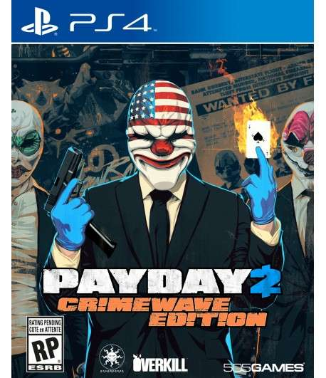 PAYDAY 2: Crimewave - PS4