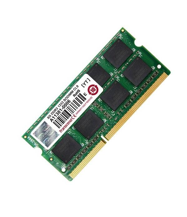 Mémoire SODIMM 2Go DDR3