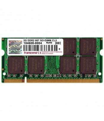 Mémoire SODIMM DDR2 2Go