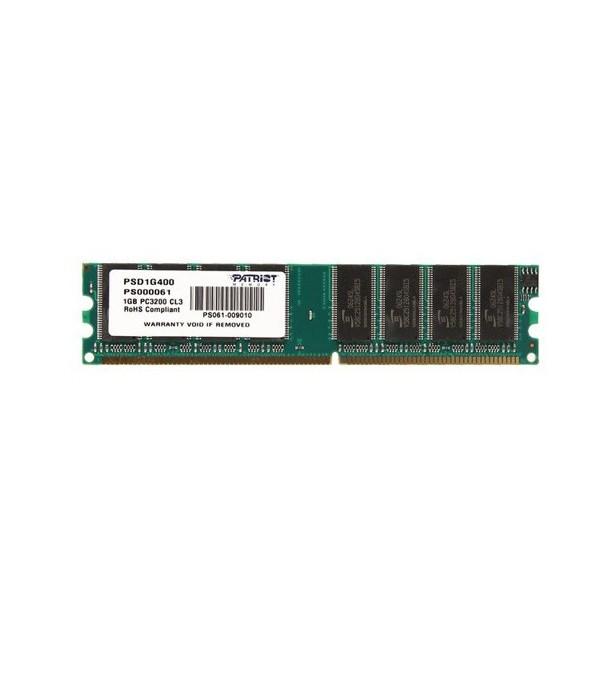 PATRIOT Mémoire 512 Mo DDR