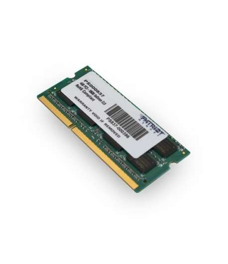 PATRIOT Mémoire SODIMM 1Go DDR3
