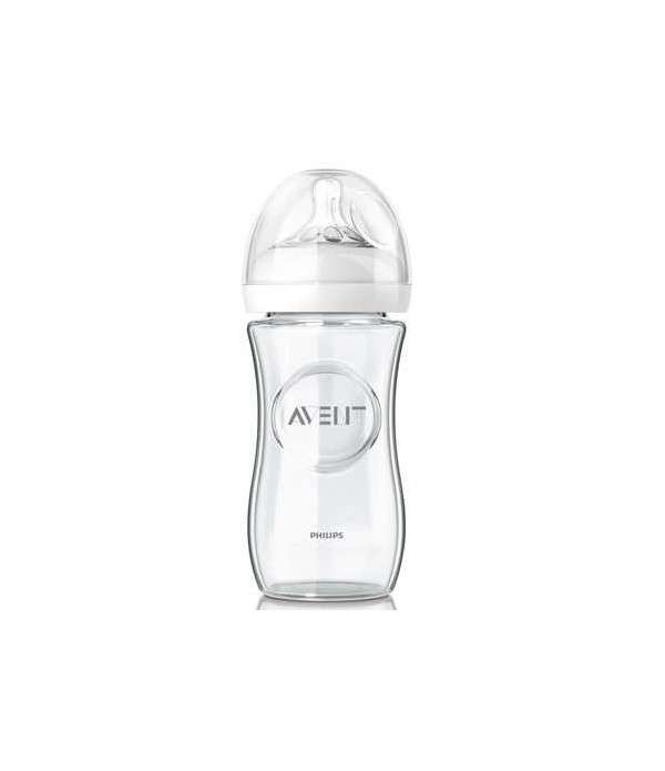 NATURAL VER AVENT BIBERONRE 240 ML AVENT-PHILIPS