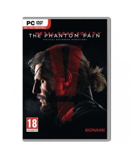 Metal Gear Solid V The Phantom Pain-PC- Clé d'activation