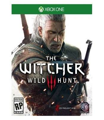 Abonnement The Witcher 3: Wild Hunt Xbox One