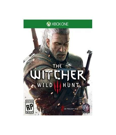 The Witcher 3: Wild Hunt Code Xbox One