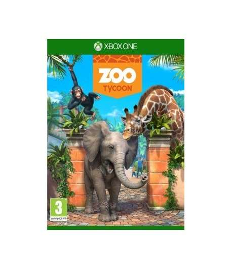 Zoo Tycoon Code Xbox ONE