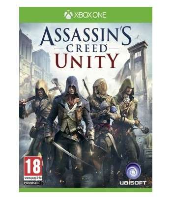 Abonnement Assassin's Creed Unity Xbox ONE