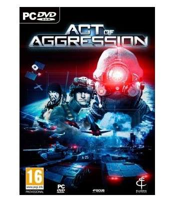 Act of Aggression Pc-Clé