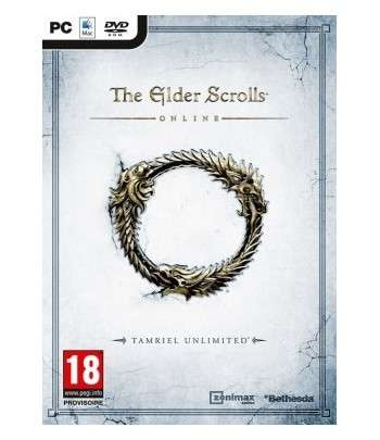 The Elder Scrolls Online Tamriel Unlimited Pc-Clé