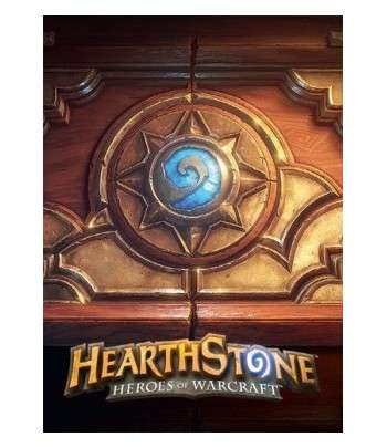 HearthStone: Heroes of WarCraft 5x Pc-Clé