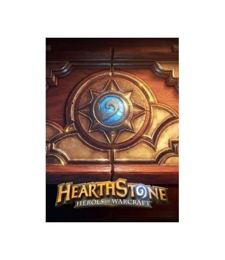HearthStone Heroes of WarCraft 5x Pc-Clé