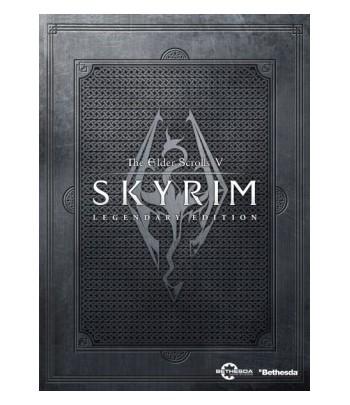 The Elder Scrolls V  Skyrim Legendary Edition Pc-Clé