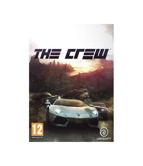 The Crew Pc-Clé