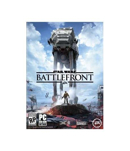 Star Wars Battlefront Pc-Clé