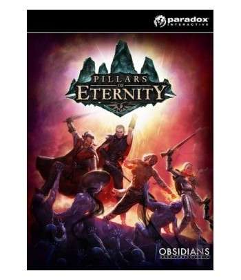 Pillars of Eternity Hero Edition Pc-Clé