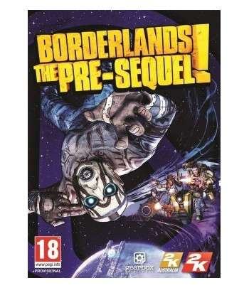 Borderlands The Pre-Sequel  Pc-Clé