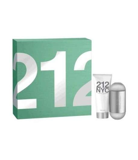 Coffret Carolina Herrera 212 NYC pour Elle