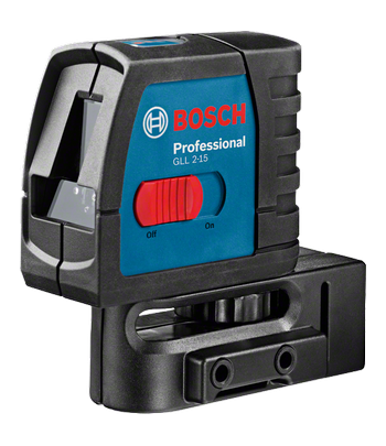 BOSCH Laser croix GLL 2-15 Professional