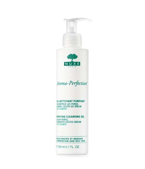 NUXE Aroma-Perfection Gel Nettoyant