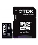 TDK Sdhc Flash Memory Card Highspeed Class 10