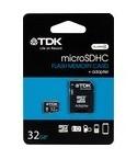 TDK Micro Sdhc 32GB Class 4