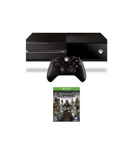 XBOX ONE + ASSASSIN'S CREED : SYNDICATE