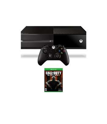 XBOX ONE + CALL OF DUTY GHOSTS