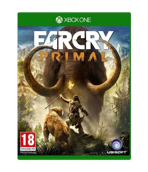 Far Cry Primal Xbox One