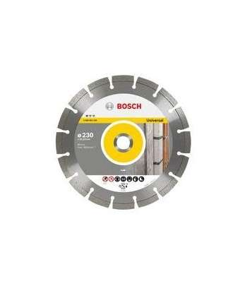 BOSCH Disque Diam Universel UPE 22,2x230 mm