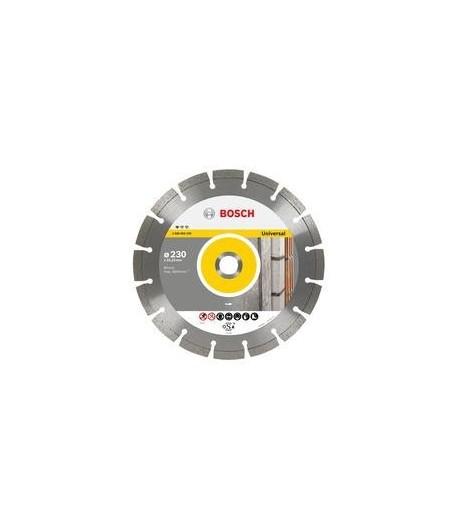 BOSCH Disque Diam Universel UPE 22,2x230 mm